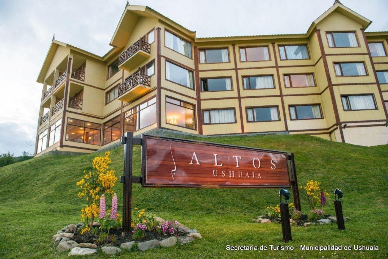 Hotel Altos Ushuaia Hotel | Fin del Mundo - Tierra del Fuego, Ushuaia, Antartida, Patagonia, Argentina