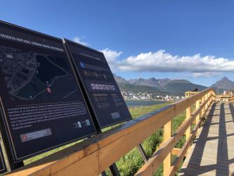 Reserva Natural Urbana: Bahía Encerrada