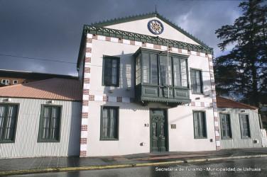 Antigua Casa de Gobierno Ex  Legislatura Provincial
