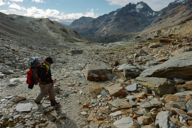 Trekking en los Valles Fueguinos