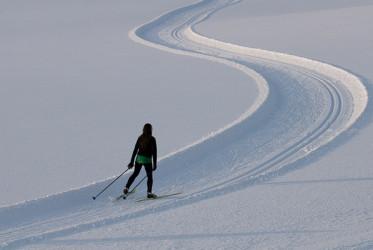 Aventurarse al Esquí de fondo