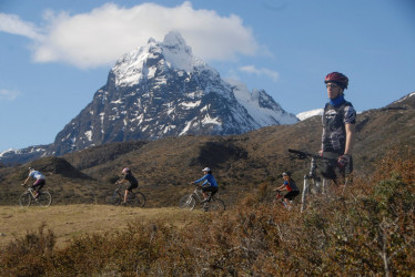 Conocer el sur de la isla en bicicleta