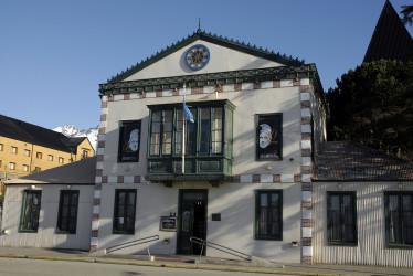 Pasear por la  historia de Ushuaia