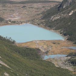 Sendero Laguna Esmeralda