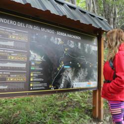Reserva Tierra Mayor: Sendero a la cascada Beban