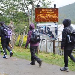 Sitio Ramsar: Sendero Glaciar Vinciguerra