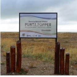 Reserva Natural Urbana: Sendero Punta Popper